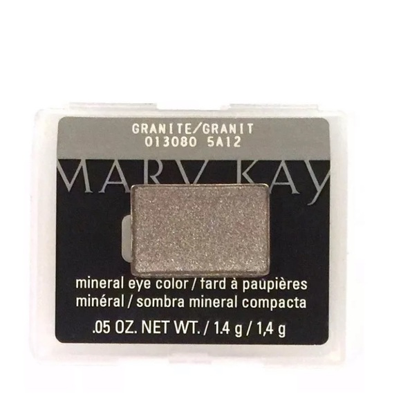 Mary Kay Other - Mary Kay mineral eyeshadow Granite  1.4g (new)